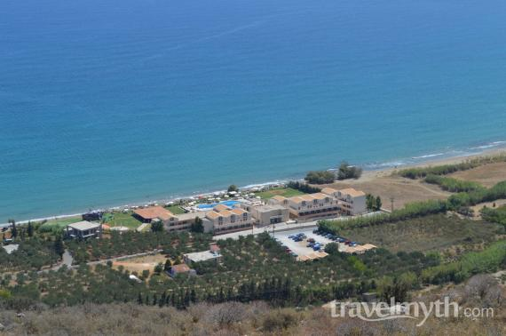 Kyani Beach Resort - Kalives, Chania, Crete